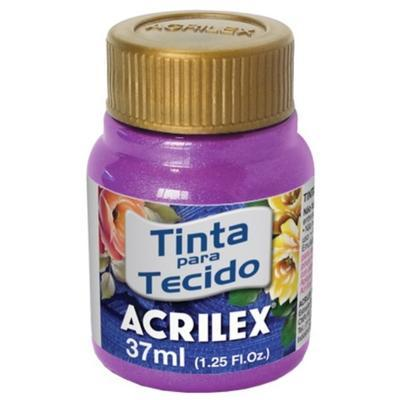 Acrilex Barva na textil 37ml - metalická magenta 549 - 1