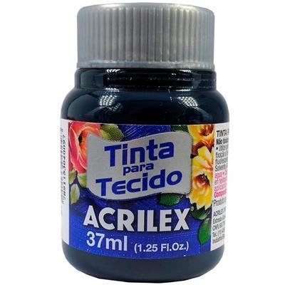 Acrilex Barva na textil 37ml - petrolejová 596 - 1