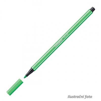 Stabilo Pen 68/16 - světlá smaragdově zelená - 1