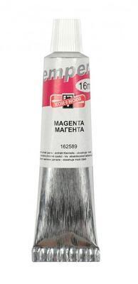 Barva temperová 16 ml - magenta