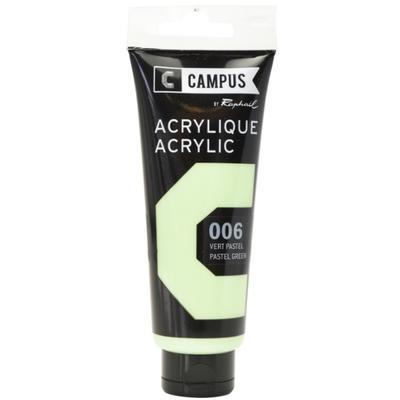 Akrylová barva Raphael 006 - Pastel green - Pastelová zeleň 100 ml
