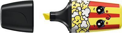 Stabilo Zvýrazňovač BOSS MINI Sweet Friends - žlutý - 1