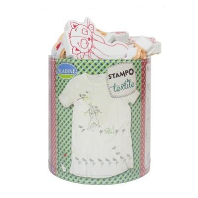 StampoTextile, Razítka na textil - Kočky - 1