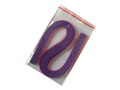 Proužky na Quilling šířka 3mm - fialové - 1