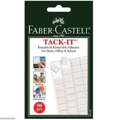 Faber-Castell Lepící hmota TACK-IT, bílá  50g