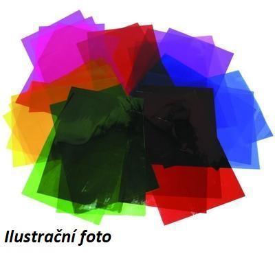Celofánové papíry barevné A4 - 6 barev, 36ks - 1