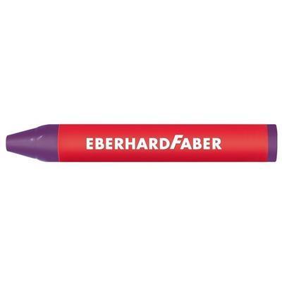 Voskovka Eberhard Faber - fialová tmavá