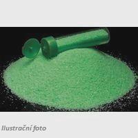 Barevný písek, 70 g - světle zelená