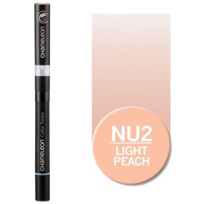 Chameleon Color Tones  Light Peach - NU2 - 1