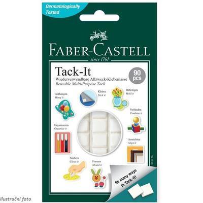 Faber-Castell Lepící hmota Tack-It 30 g, bílá