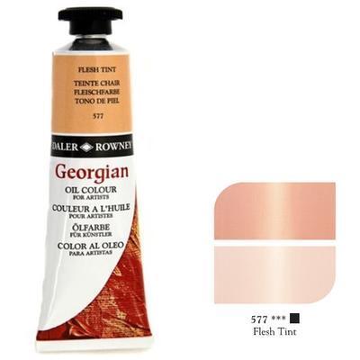 Daler & Rowney Georgian Oil 38ml - Flesh Tint 577, olejová barva - 1