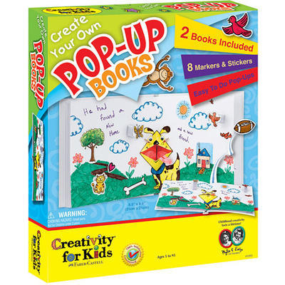 Kreativní sada Pop Up Book - 1