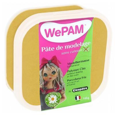 Modelovací hmota WePAM 145 g - zlatá