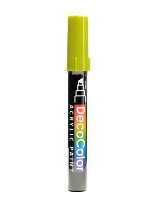 Popisovač MARVY  DecoColor Acrylic - 92 celerová zeleň