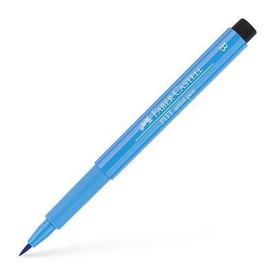 Faber-Castell PITT Artist Pen B - nebeská modř č. 146 - 1