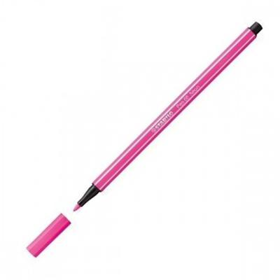 Stabilo Pen 68/056 - fluorescenční růžová