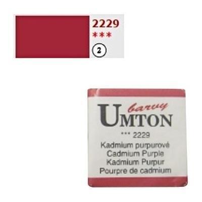Akvarelová barva 2,6ml - Kadmium purpurové - 1