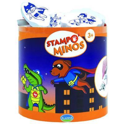 StampoMinos - Superhrdinové - 1