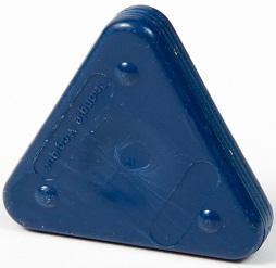 Vosková pastelka TRIANGLE MAGIQUE NEON - půlnoční modř