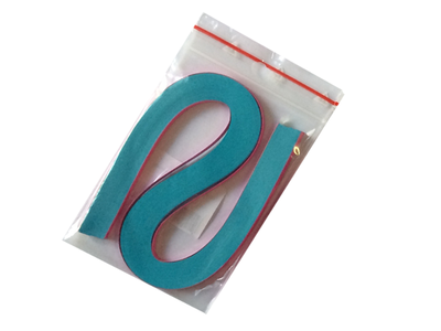 Proužky na Quilling šířka 3mm - modré