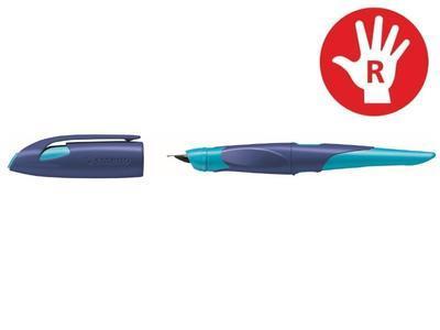 Stabilo EASYbirdy Pero pro praváky - půlnoční modrá/blankytná - 1