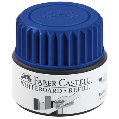 Faber-Castell Náplň GRIP Whiteboard 1584 do značkovačů Whiteboard - 25 ml modrá - 1
