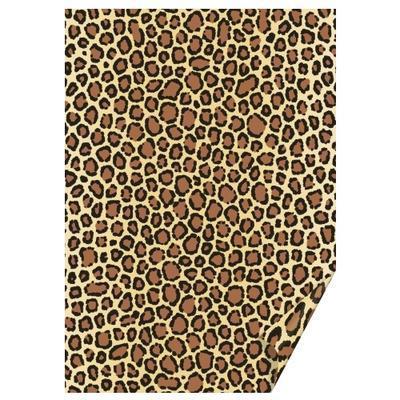 Fotokarton 50x70cm, 300 g/m2 - leopard
