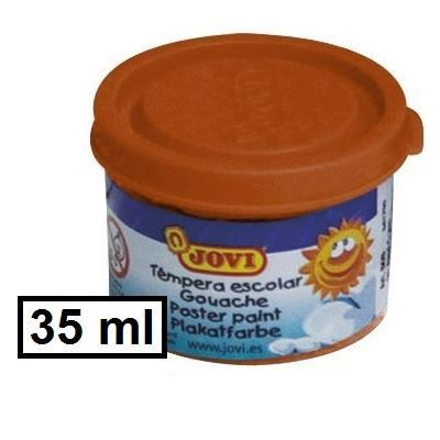 Jovi Temperové barvy 35 ml - hnědá