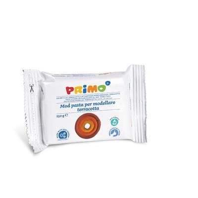 PRIMO Samotvrdnoucí hmota 250 g - terakota