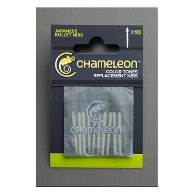 Chameleon Náhradní hrot Bullet Nib - kulatý,  10 ks - 1