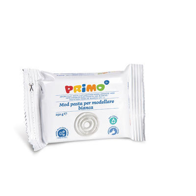 PRIMO Samotvrdnoucí hmota 250 g - bílá