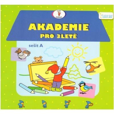 Akademie pro 3leté - sešit A - 1