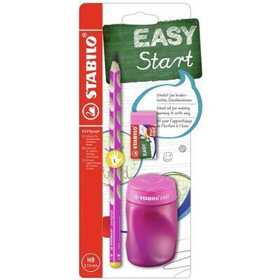 STABILO EASYgraph Školní set pro leváky - růžový - 1