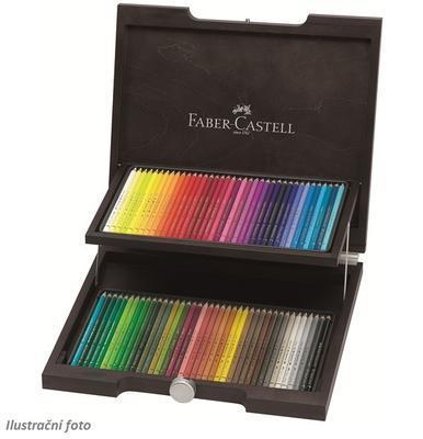 Faber-Castell Pastelky Polychromos - 72 ks v kufříku