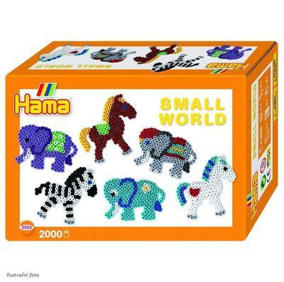 Hama Midi Malý svět - Safari, 2000 ks