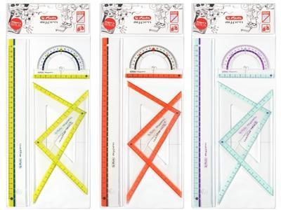 Sada pro geometrii My.Pen - 4 díly - 1