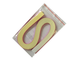 Proužky na Quilling Tónované šířka 3mm - žlutobílé - 1/2