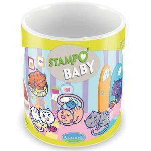StampoBaby - Kočičí den - 1