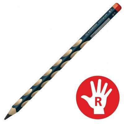 Stabilo EASYgraph pro praváky 322-HB - Grafitová tužka  - 1