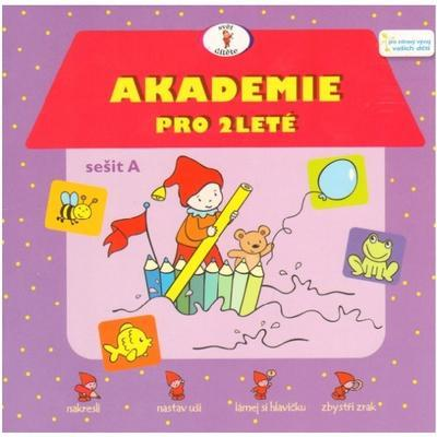 Akademie pro 2leté - sešit A - 1