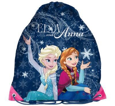 Sáček na přezůvky - Frozen