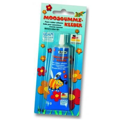 Lepidlo na pěnovku moosgummi - 35 g