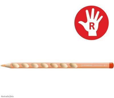 Stabilo EASYcolors 332/355 Pastelka pro praváky - tělová   - 1