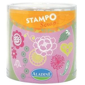 StampoScrap - Kytičky a ornamenty - 1