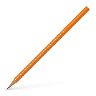 Faber Castell - Grafitová tužka Sparkle Neon - oranžová
