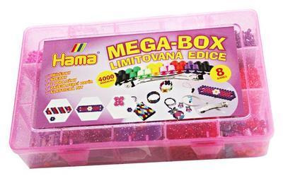 Hama Velká dárková sada - Mega box
