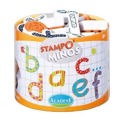 StampoMinos - Malá abeceda - 1