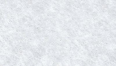 Filc 20x30 cm - perlový