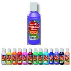 Jovi Temperové barvy  250ml v lahvi - fialová - 1
