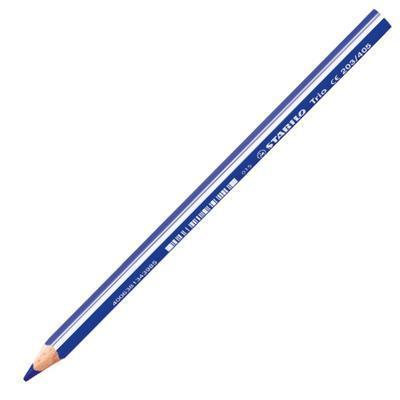 Stabilo Trio Silná pastelka 203/405 - ultramarinová modř i pro leváky